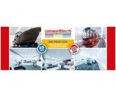 SERVICE- UND MONTAGETECHNIKER (m/w) im Bereich Anlagenbau / Vollzeit